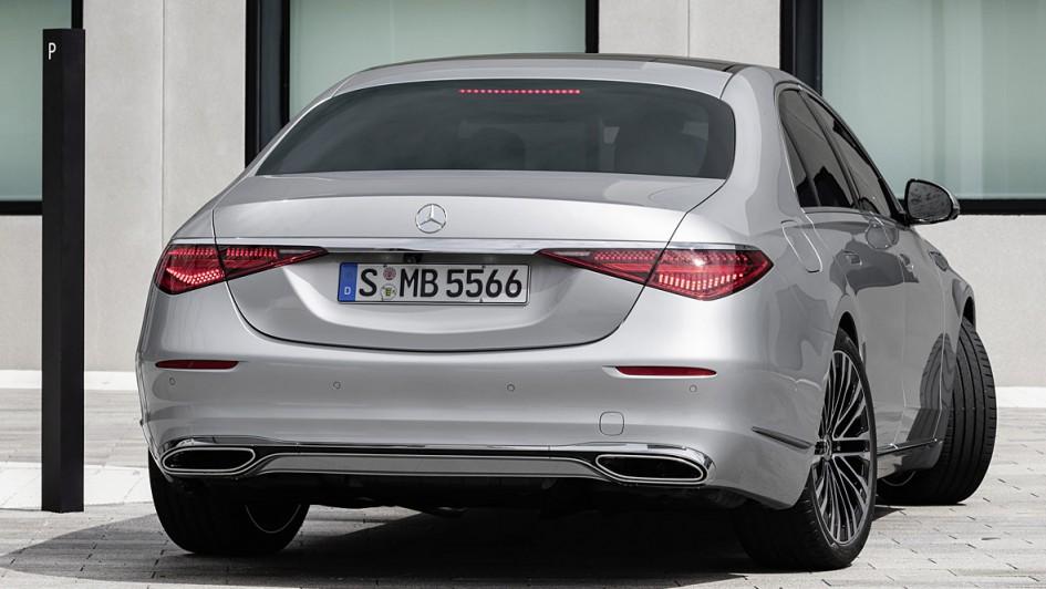 Mercedes-Benz S-Klasse (2021)   autohaus.de