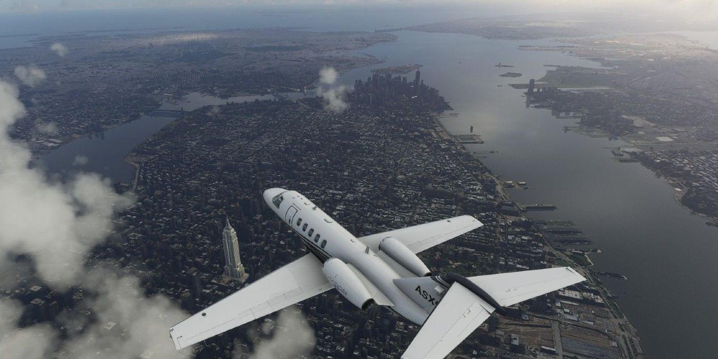 Microsoft Flight Simulator Roadmap Reveals UK Update ...