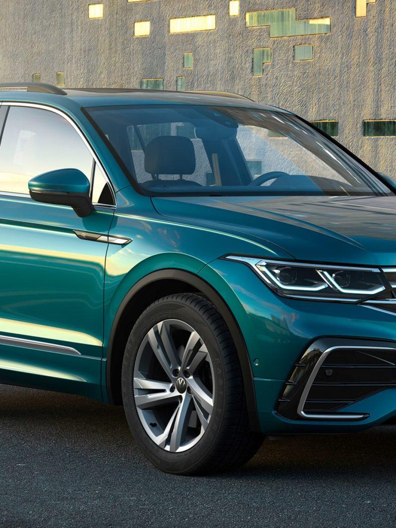 2021 Volkswagen Tiguan facelift brings tech updates ...