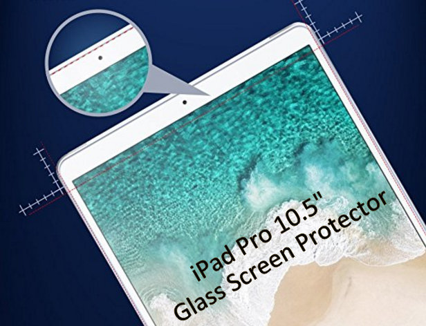 Best iPad Pro 10.5-inch Tempered Glass Screen Protectors ...