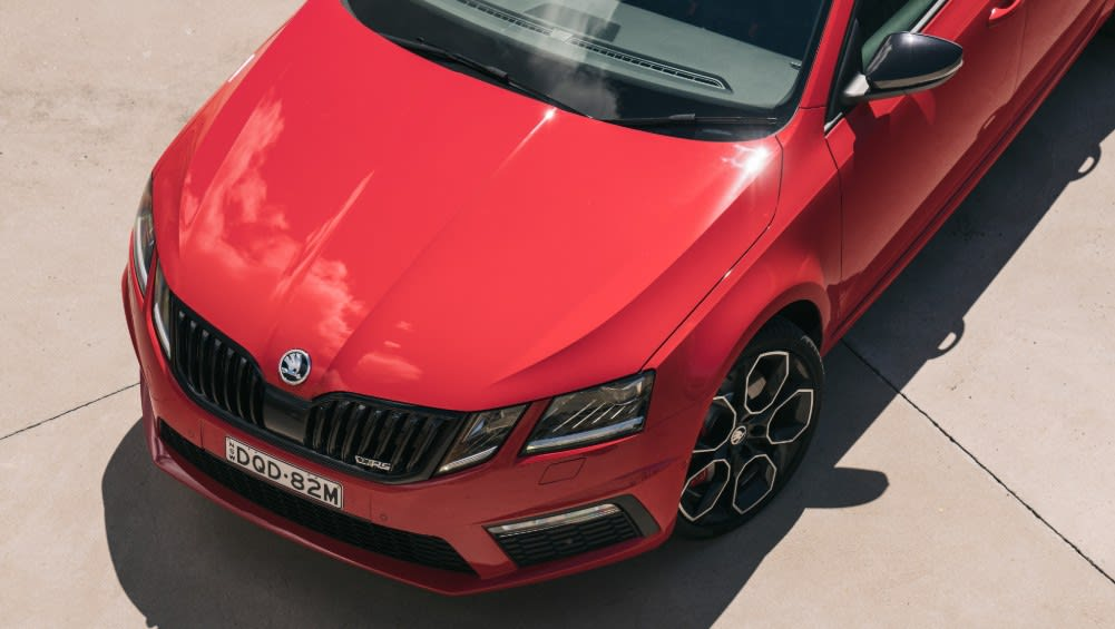 New Skoda Octavia RS 2021 detailed: Would you buy a hot ...