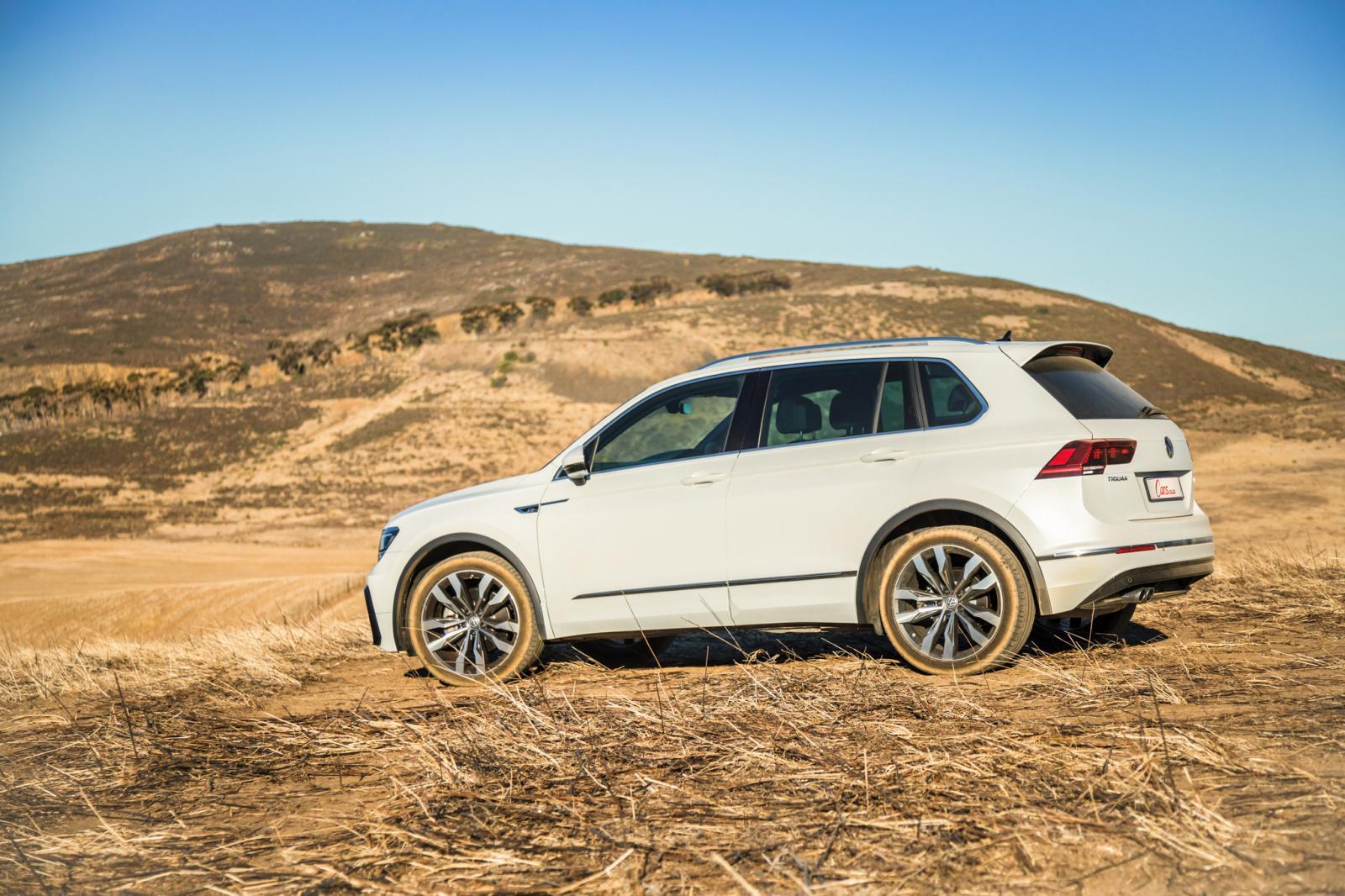 Volkswagen Tiguan 2.0 TDI Highline 4Motion DSG (2017 ...