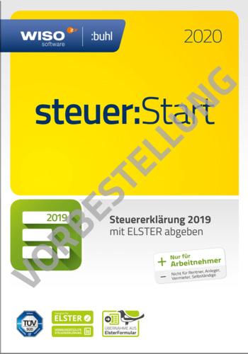 WISO steuer:Start 2021 (für Steuerjahr 2020 ...