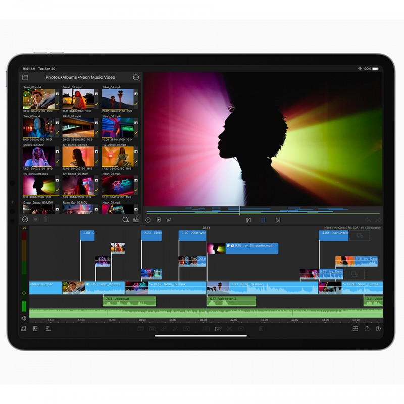 Apple iPad Pro 12.9 2021 Chip M1 Wi-fi + Cellular 8GB RAM ...
