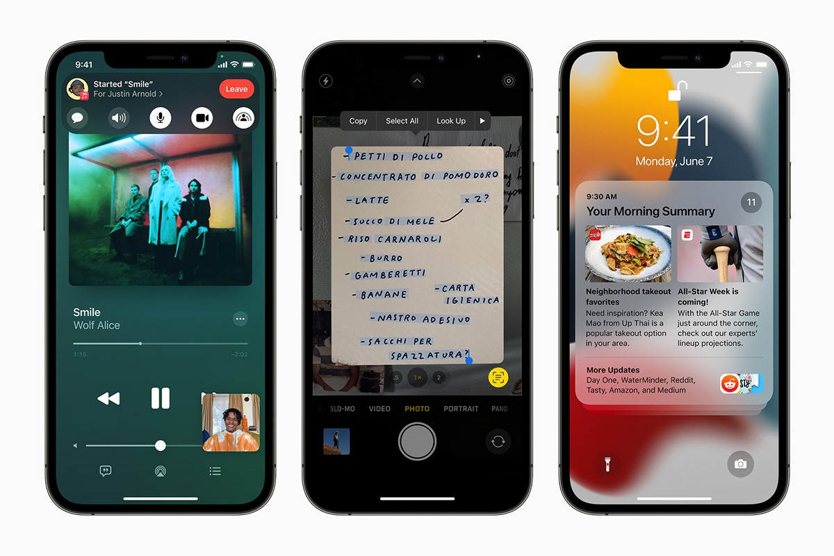 Apple's Biggest WWDC 2021 Announcements