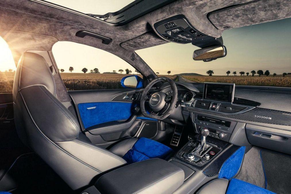 Audi and Formula E partner Abt build 700-hp RS 6 Avant ...