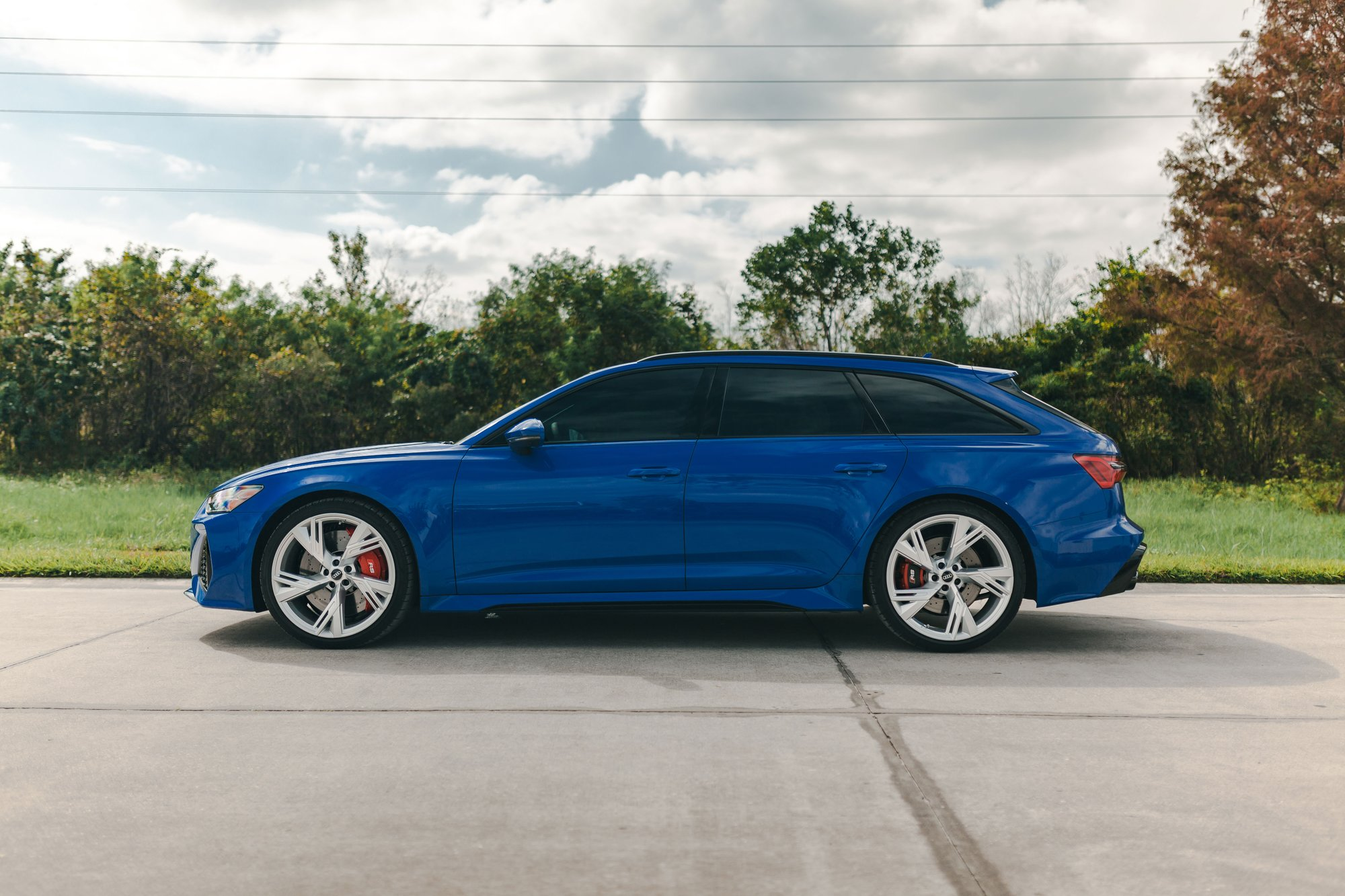 2021 Audi RS6 Avant - Nogaro Blue Tribute Edition - 1 of ...