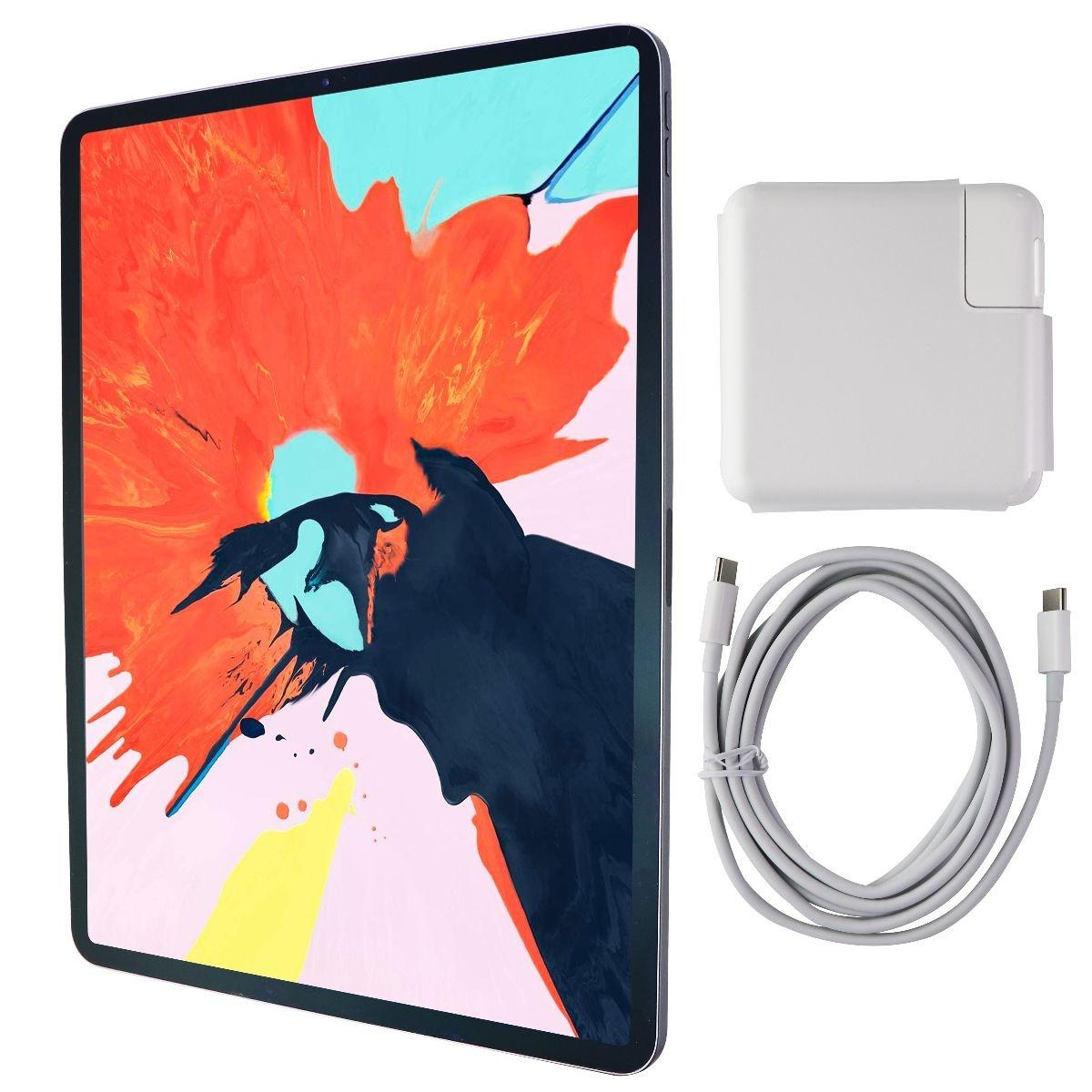 Apple iPad Pro 12.9-inch (3rd Gen) Tablet A1876 - 256GB ...