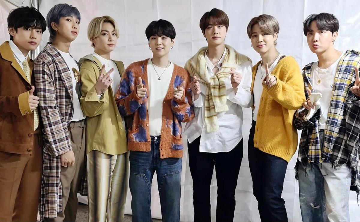 BTS obtiene múltiples premios en GAON Chart Music Awards 2021