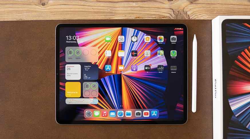 iPad Pro 12.9 inch M1 256GB 2021 Wifi Chính Hãng, Trả Góp 0%