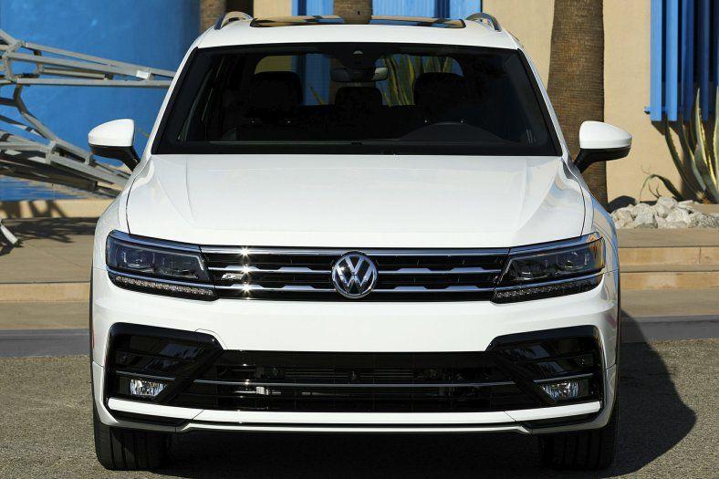 2021 Volkswagen Tiguan SE R-Line Black - Review - Price ...