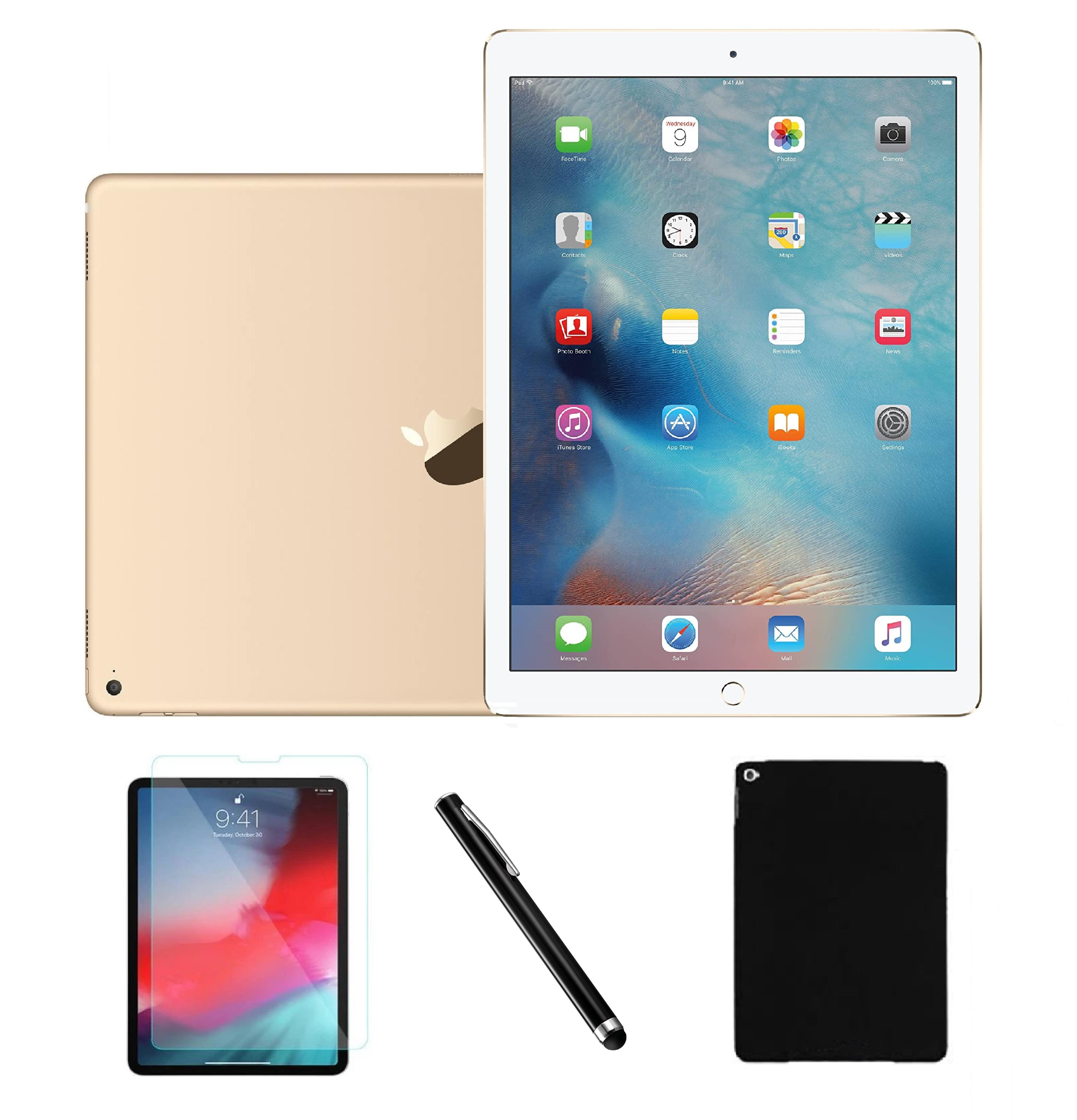 Apple iPad Pro 12.9-inch A1584   128GB Gold   Screen ...