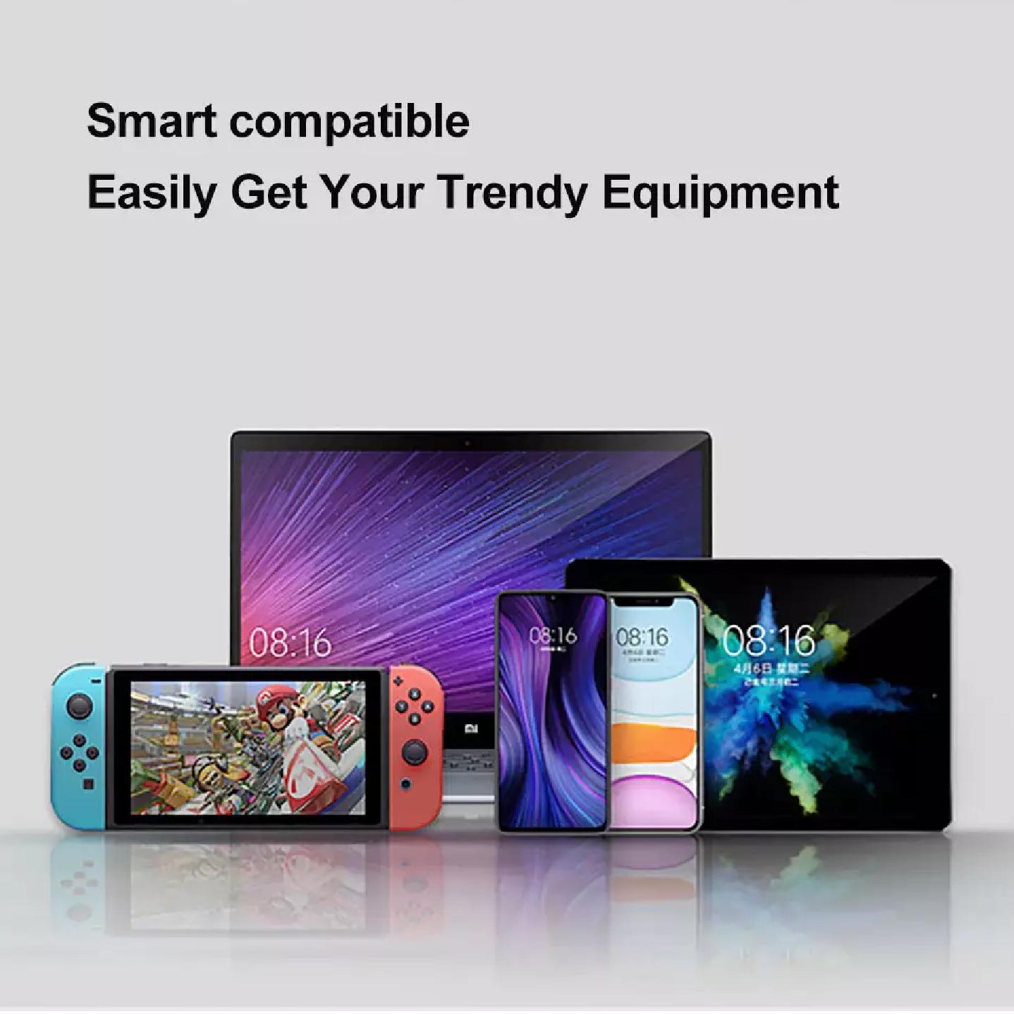【2021 NEW】READY STOCK !! Xiaomi GaN 65W USB C Wall Charger ...