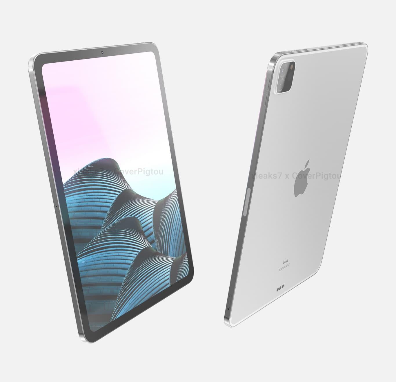 l'iPad Pro 2021 se rafraîchit avec un mini écran LED, un ...