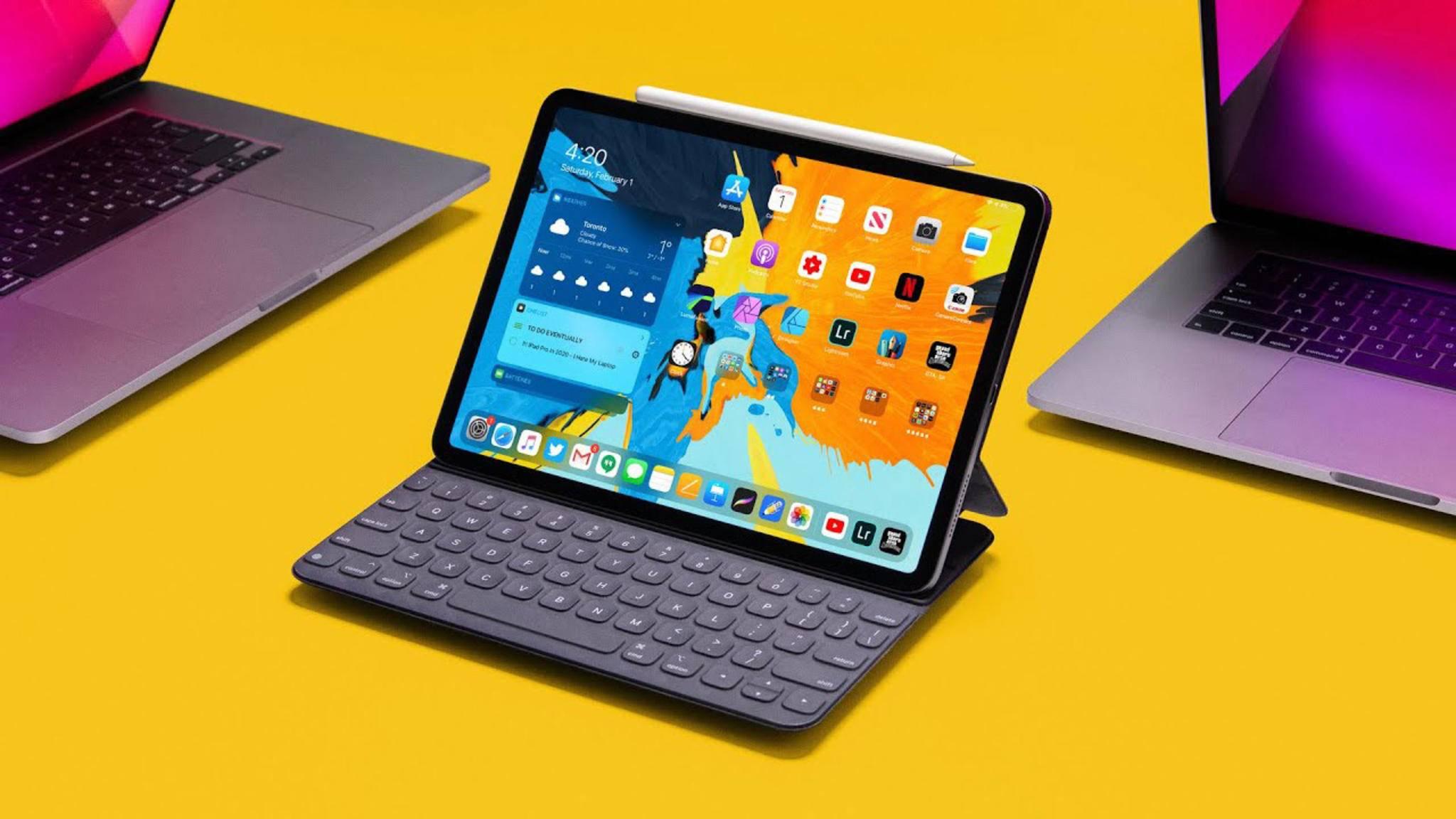 iPad Pro mit 5G, A14X-Prozessor und Mini-LED-Display soll ...