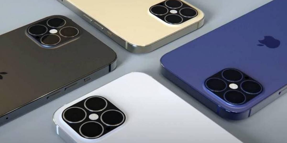 El iPhone 12 5G se lanzaría en 2021 - Tecnovery