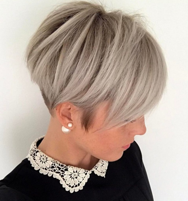 Frisuren Für Frauen Ab 50 Mit Brille Und Dünnem Haar 2021