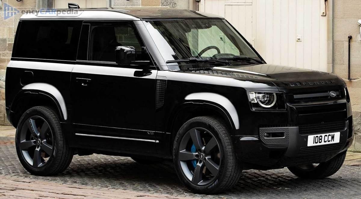Land Rover Defender 90 V8 Tech Specs: Top Speed, Power ...