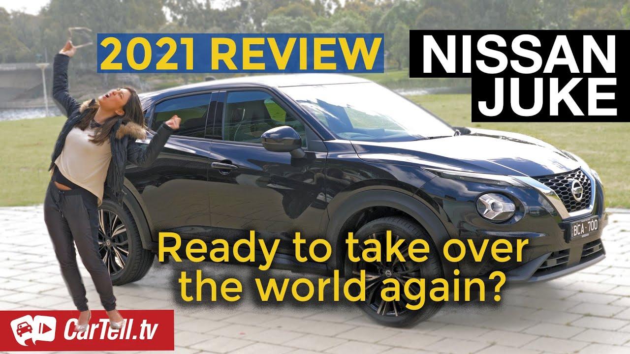 2021 Nissan Juke review | Australia - YouTube