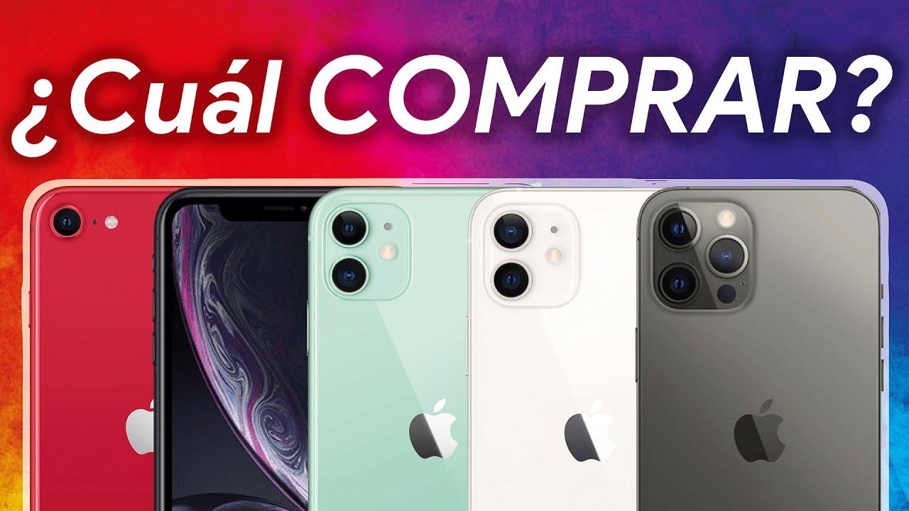 ¿Qué iPHONE COMPRAR en 2020-2021? - YouTube