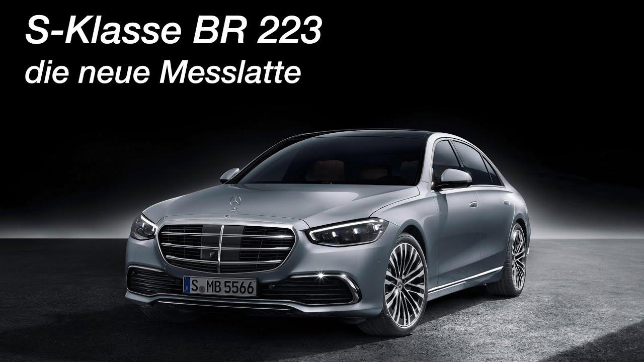 2021 Mercedes-Benz S-Klasse (BR 223): alle Infos zum Auto ...