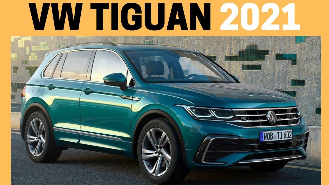 Nueva VW TIGUAN 2021 | Motoren Mx - YouTube