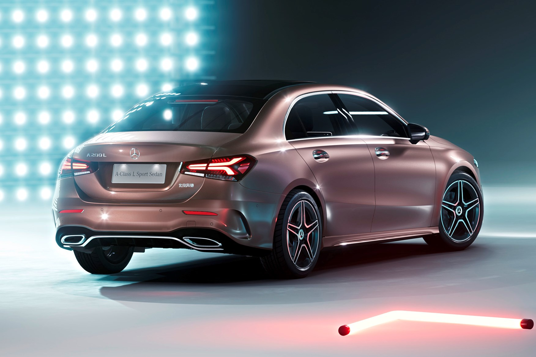 Mercedes-Benz A-Class Saloon Review (2021)   Parkers