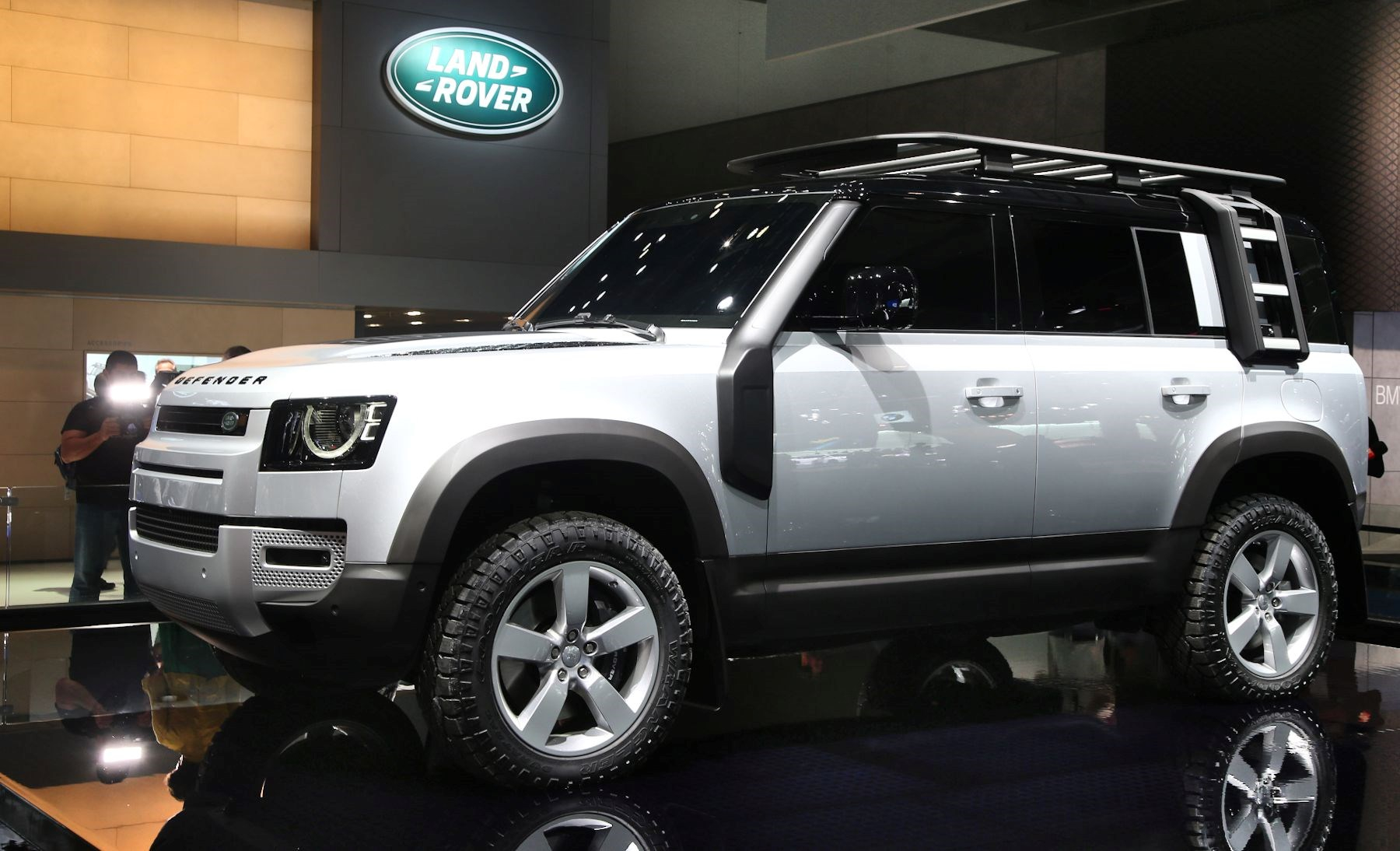 New 2021 Land Rover Defender Price Specs, Premier Options ...