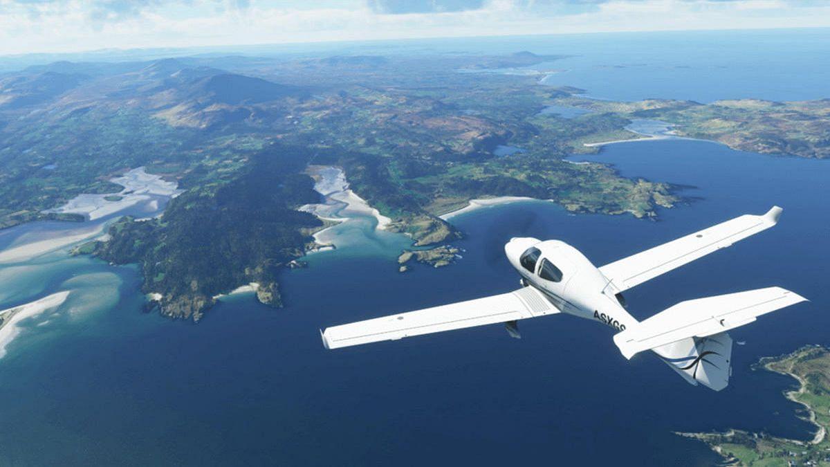 Microsoft Flight Simulator Top Features