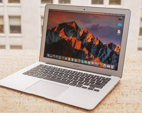 Terjual Kredit Macbook Air 2017 128GB Proses mudah tanpa ...