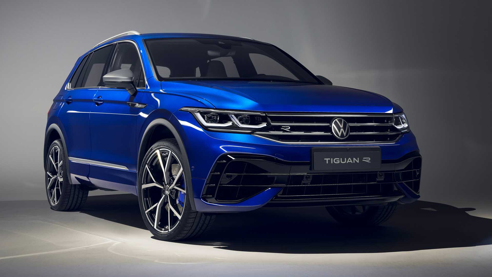 2021 VW Tiguan Videos Show Extended Lineup With eHybrid ...
