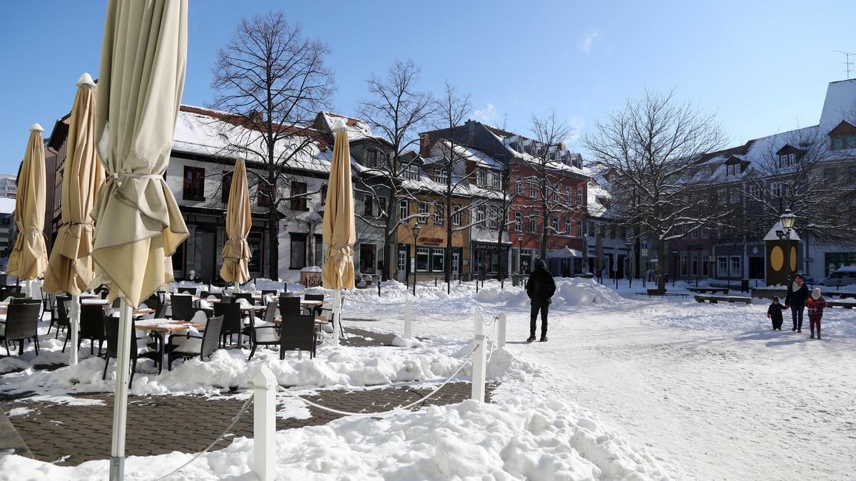 Vorhersage und Prognose März 2021: Wie viel Winter wird ...