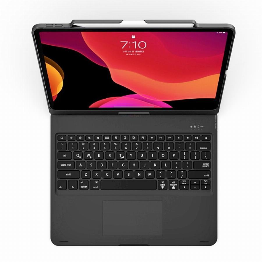 Wireless Bluetooth Keyboard Case for Apple iPad Pro 12.9 ...