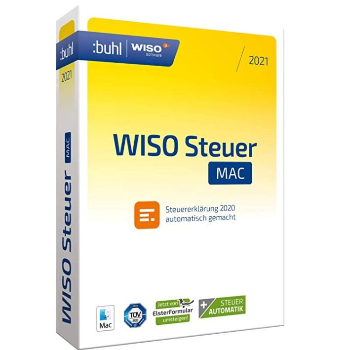 WISO Steuer-Sparbuch 2021 (für Steuerjahr 2020) für 20,99€