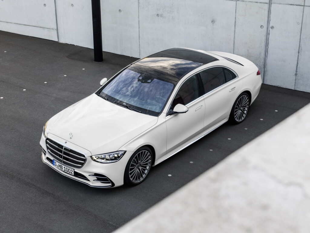 Mercedes S-Klasse 2021: prijs, gegevensblad, technische ...
