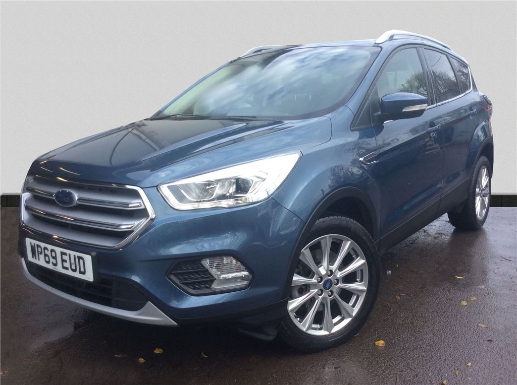 2019 Ford Kuga 2.0 TDCi Titanium Edition 5dr 2WD Cars For ...