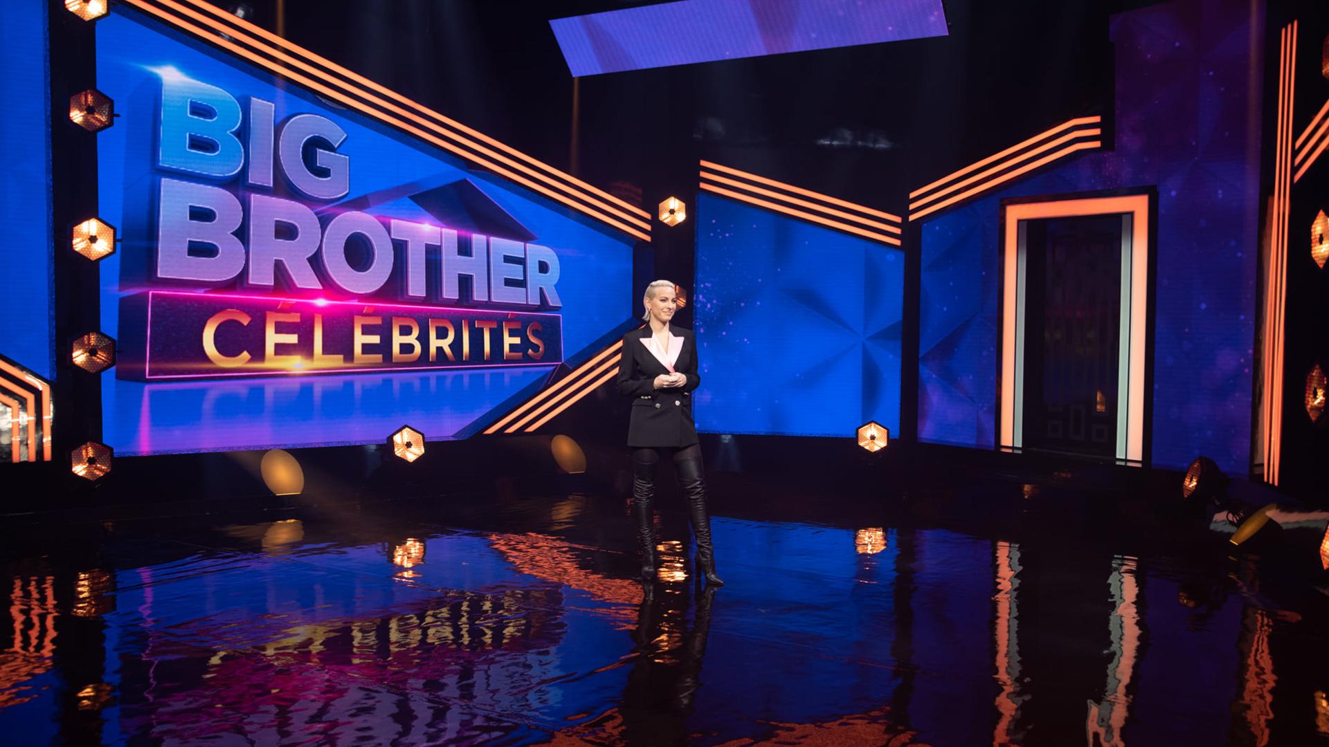 Big Brother Celebrites (TV Series 2021 - Now)