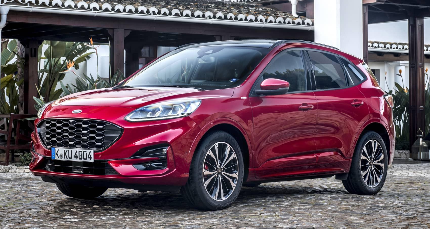 Precios Ford Kuga HEV 2021 - Descubre las ofertas del Ford ...