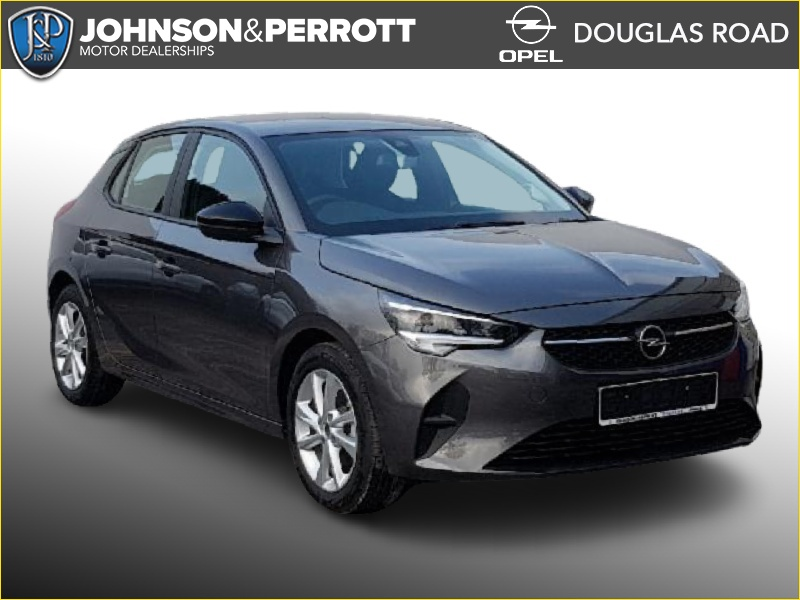 Used 2021 Opel Corsa at Johnson & Perrott Douglas