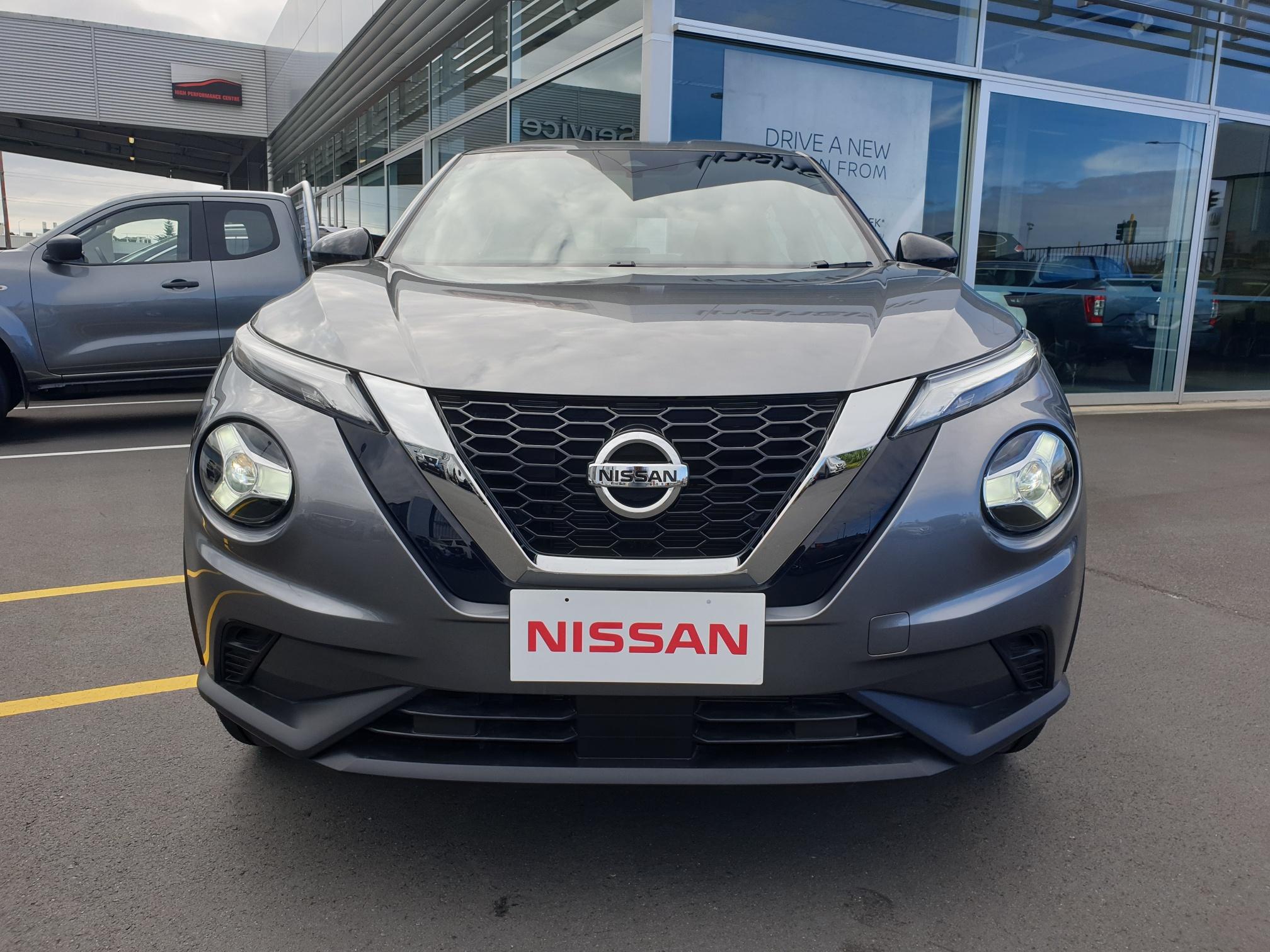 Nissan Juke 2021 | ST 1.0PT/7AT