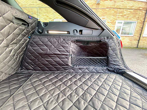 Audi A4 Avant 2020 - 2021 Boot Liners From £149.99