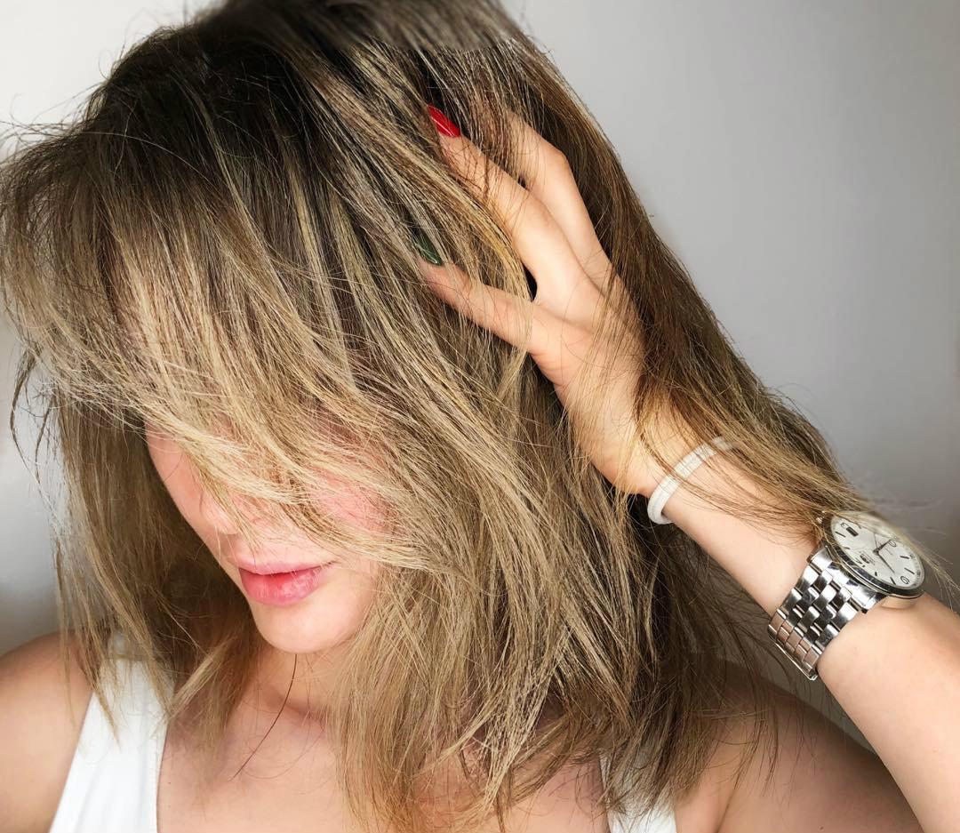 Leitfaden für blonde Haarfarbe 2021 (30 Foto + Video ...