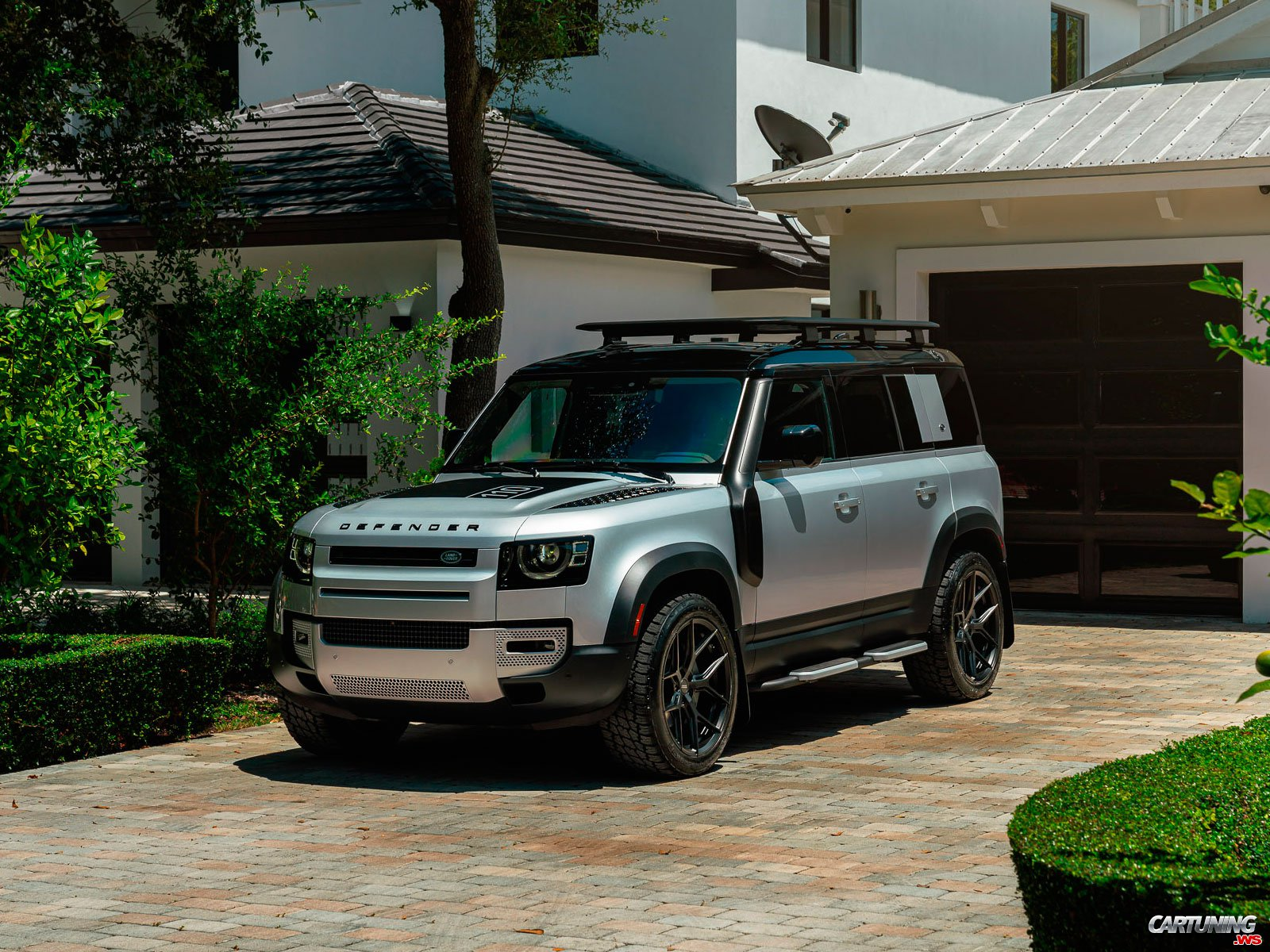 Tuning Land Rover Defender 110 2021, front