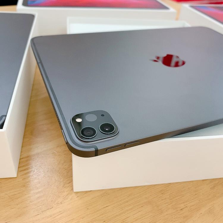 Bán iPad Pro 11 2020 Wifi+4G 256G GREY, Fullbox, Bh Apple ...