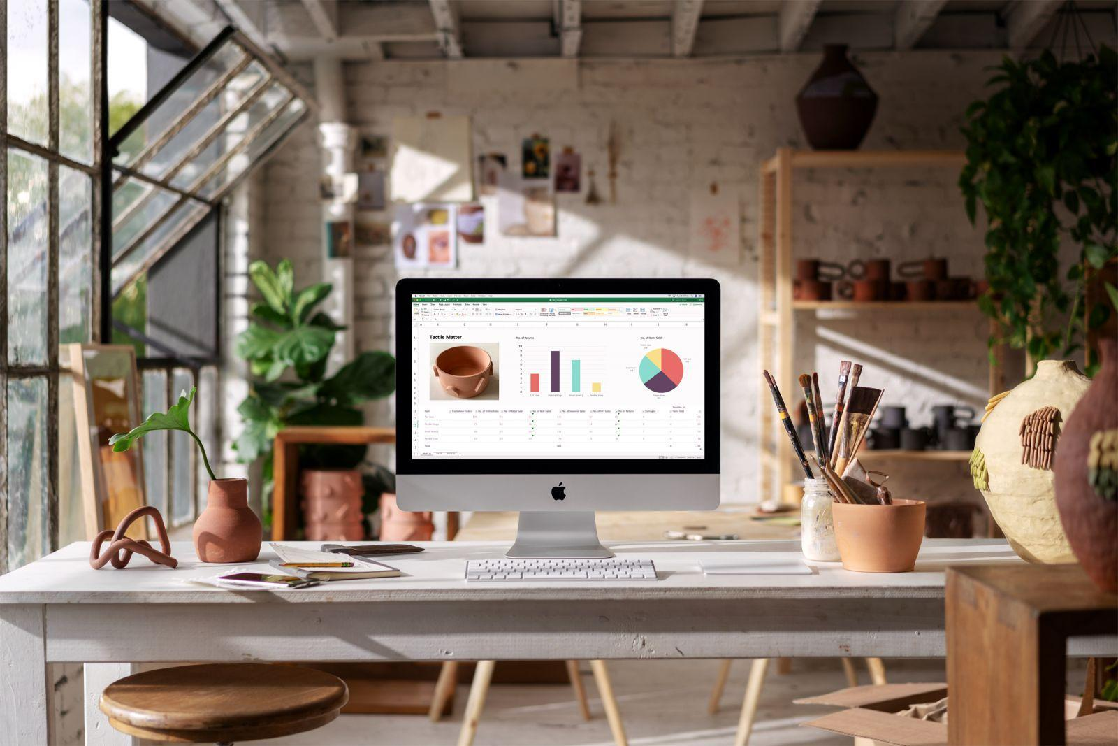 Apple iMac 2021 will receive as many as five colors ...