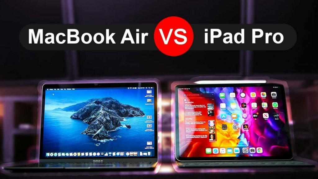 2020 iPad pro vs 2020 MacBook Air - Tweaks For Geeks