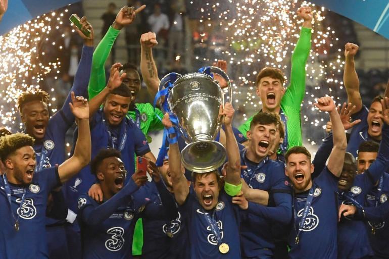 Chelsea beat Man City to win Champions League | Football ...