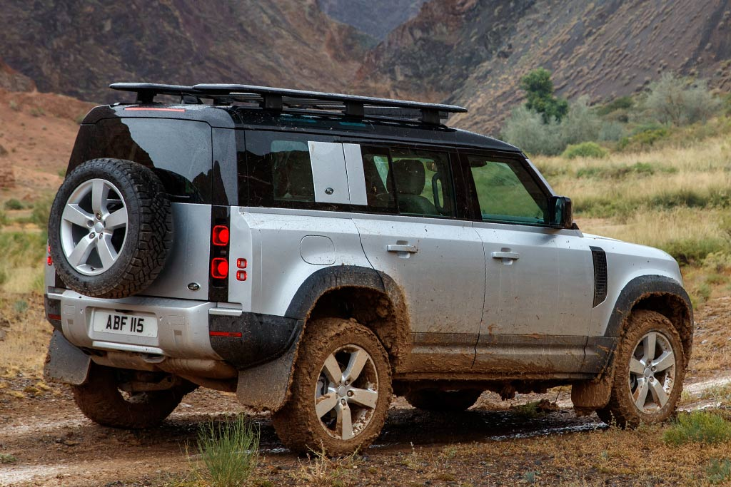 2021 Land Rover Defender Specs, Changes, Features - 2021 ...