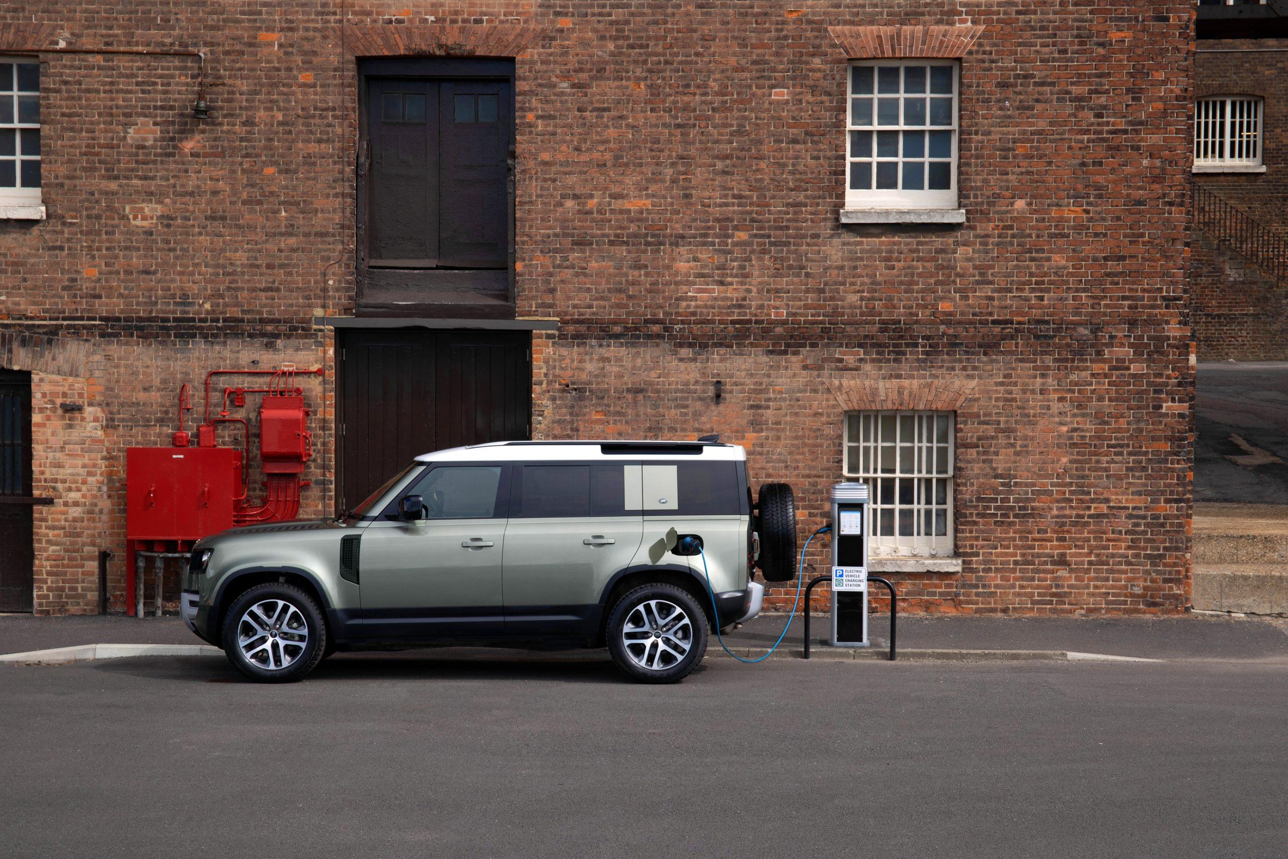 2021 Land Rover Defender Gets Substantial Updates
