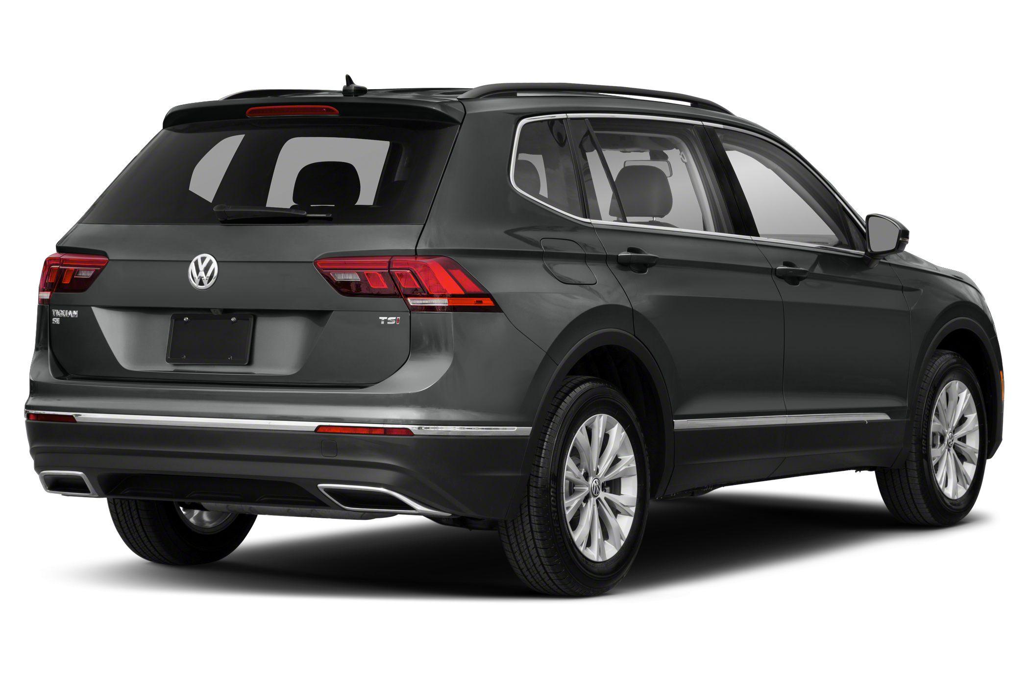 2021 Volkswagen Tiguan MPG, Price, Reviews & Photos ...